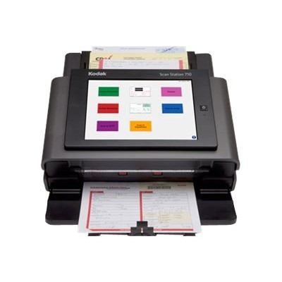 Kodak Scanners 1877398 Scan Station 710 - Document scanner - Duplex - 8.5 in x 34 in - 600 dpi x 600 dpi - up to 70 ppm (mono) / up to 70 ppm (color) - ADF (75