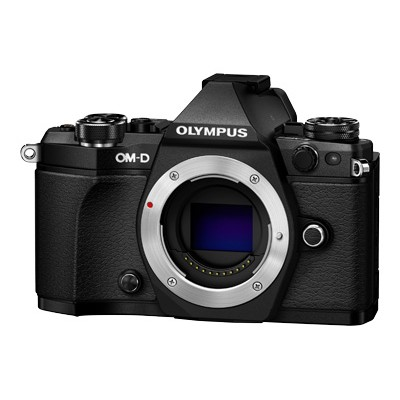 Olympus V207040BU000 OM-D E-M5 Mark II - Digital camera - mirrorless - 16.1 MP - body only - Wi-Fi - black