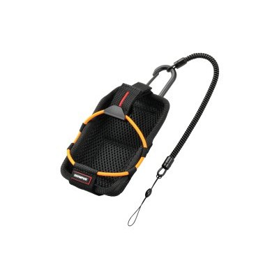 Olympus V600085OW000 CSCH-123 Sport Holder - Case for camera - orange - for  TG-860  Stylus Tough TG-3  TG-4  TG-850  TG-860  TG-870  Tough TG-4