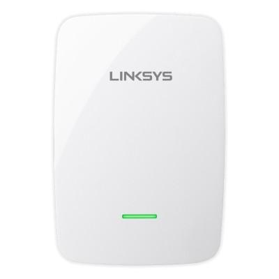 Linksys RE4100W-4A N600 Dual-Band Wi-Fi Range Extender