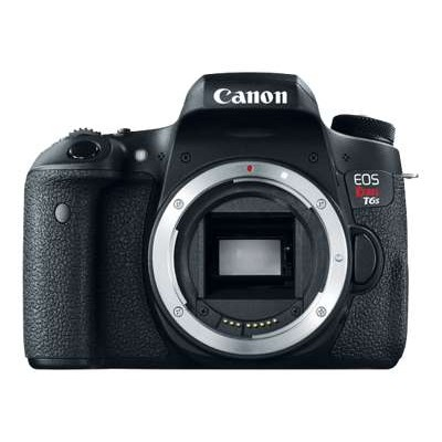 Canon 0020C001 EOS Rebel T6s - Digital camera - SLR - 24.2 MP - APS-C - 1080p - body only - Wi-Fi  NFC