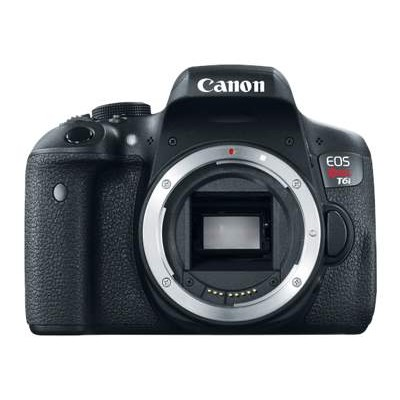 Canon 0591C001 EOS Rebel T6i - Digital camera - SLR - 24.2 MP - 1080p - body only - Wi-Fi  NFC