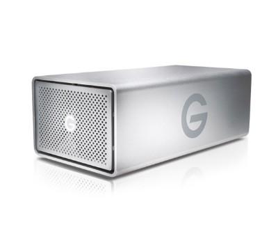 G-Technology 0G04069 G-RAID USB G1 8TB (2 x 4TB) Removable Dual-Drive Storage System