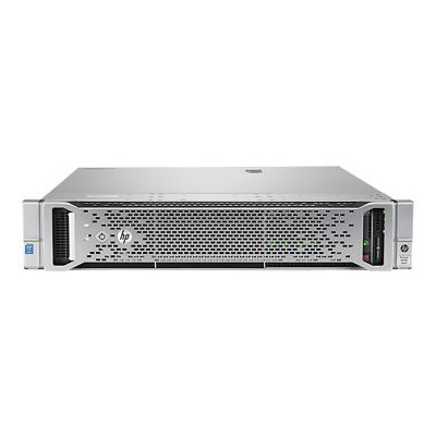 Hewlett Packard Enterprise 800077-S01 Smart Buy ProLiant D380 Gen9 - 2x 12-Core Intel Xeon E5-2690 v3 2.60GHz Rack Server - 64GB RAM  no HDD  Gigabit Ethernet