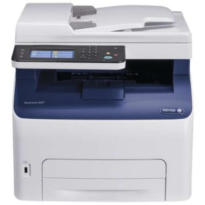 Xerox 6027/NI WorkCentre 6027/NI - Multifunction printer - color - LED - Legal (8.5 in x 14 in) (original) - A4/Legal (media) - up to 18 ppm (copying) - up to 1