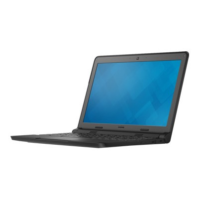 Dell 3VK89 Chromebook 11 Intel Celeron Dual-Core N2840 2.16GHz Laptop - 2GB RAM  16GB SSD  11.6 HD Display  Webcam
