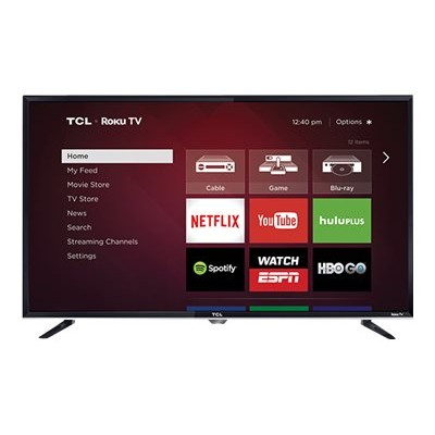 TCL Corporation 32S3800 32 Roku TV