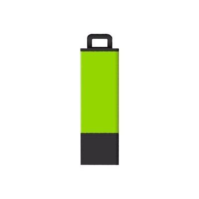 Centon S1-U2T10-16G Pro2 - USB flash drive - 16 GB - USB 2.0 - lime green