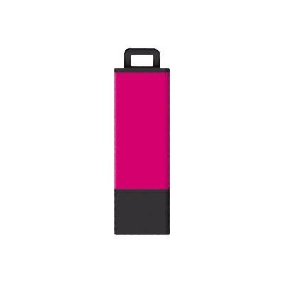 Centon S1-U2T11-16G Pro2 - USB flash drive - 16 GB - USB 2.0 - magenta