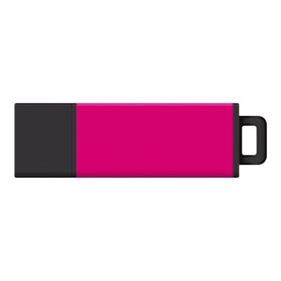 Centon S1-U3T11-16G DataStick Pro 2 - USB flash drive - 16 GB - USB 3.0 - magenta