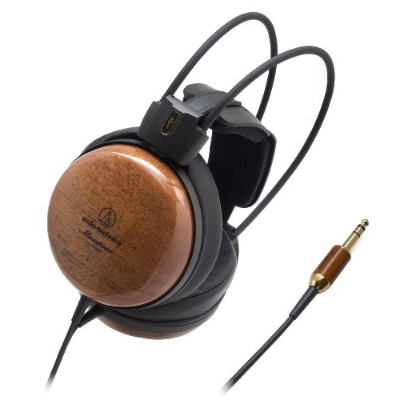 Audio - Technica ATH-W1000Z ATH-W1000Z Audiophile Closed-back Dynamic Wooden Headphones