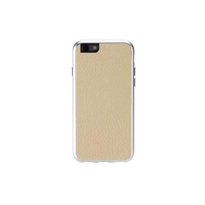 Just Mobile Direct AF-168BG AluFrame Leather for iPhone 6s & 6 - Beige