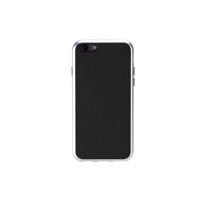 Limited Offer Just Mobile Direct AF-168BK AluFrame Leather for iPhone 6s & 6 – Black Before Too Late