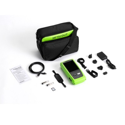 NetScout 1T10G-1000 OneTouch AT 10G Network Assistant - Network Tester Kit