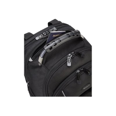 Targus TSB846 Drifter Plus - Notebook carrying backpack - 16 - black