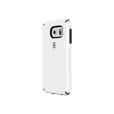 Speck Products SPK-A3724 CandyShell Case for Samsung Galaxy S6 - White/Gray