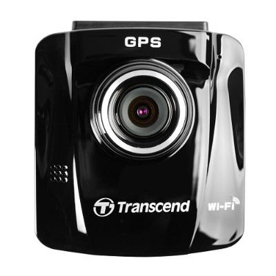 Transcend TS16GDP220M DrivePro 220 Car Video Recorder - 2.4 LCD  16GB  with Suction Mount