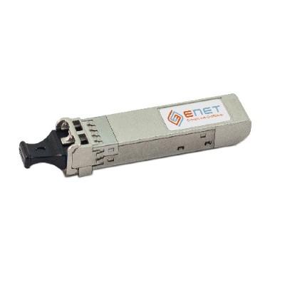 ENET Solutions ENSP-HDNS-1310C 10GBASE-LR SFP+ 1310NM 10KM DOM Duplex LC MSA Compliant