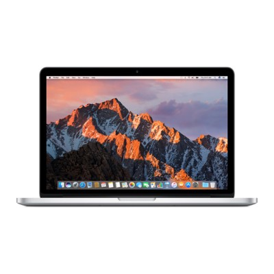 Apple MF839LL/A MacBook Pro with Retina display - Core i5 2.7 GHz - OS X 10.12 Sierra - 8 GB RAM - 128 GB flash storage - 13.3 IPS 2560 x 1600 ( WQXGA ) - Iris