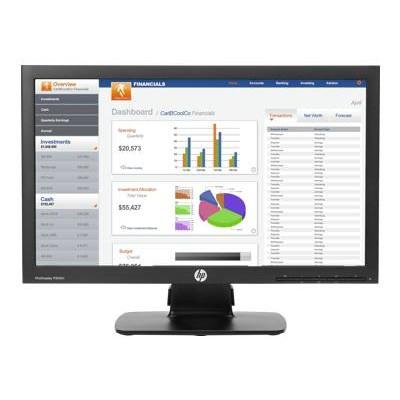 HP Inc. K7X28A8#ABA Smart Buy ProDisplay P202m 20-inch Monitor