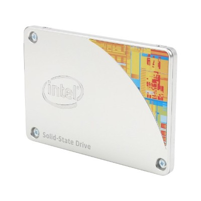 Intel SSDSC2BW240H601 Solid-State Drive 535 Series - Solid state drive - encrypted - 240 GB - internal - 2.5 - SATA 6Gb/s - 256-bit AES