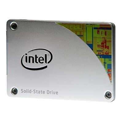 Intel SSDSC2BW480H601 Solid-State Drive 535 Series - Solid state drive - encrypted - 480 GB - internal - 2.5 - SATA 6Gb/s - 256-bit AES