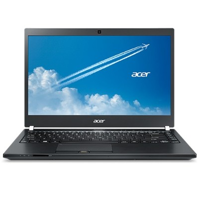 Acer NX.V8RAA.012 TravelMate P6 TMP645-M-3862 Intel Core i3-4010U Dual-core 1.70GHz Notebook - 4GB RAM  128GB SSD  14 HD LED  Gigabit Ethernet  802.11a/b/g/n  W
