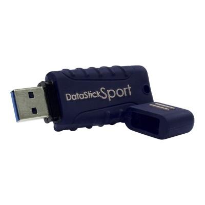 Centon S1-U3W2-16G MP Essential Datastick Sport - USB flash drive - 16 GB - USB 3.0 - blue