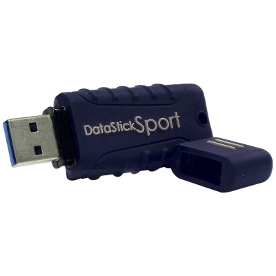 Centon S1-U3W2-32G MP Essential Datastick Sport - USB flash drive - 32 GB - USB 3.0 - blue