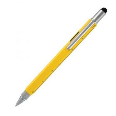 Mobile Edge MEASPM3 Multi-Tool Tech Pen/Stylus - Yellow