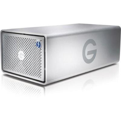 G-Technology 0G04085 G-RAID 8TB (2 x 4TB)  Removable Dual-Drive Storage System - Thunderbolt 2 & USB 3.0