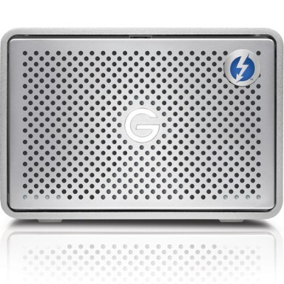 G-Technology 0G04097 G-RAID with Thunderbolt-2 and USB 3.0 Dual Drive Storage System 16TB