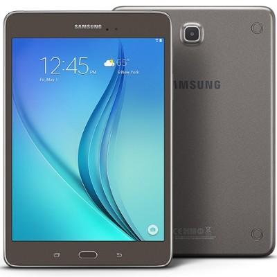 Samsung Telecommunications SM-T350NZAAXAR Galaxy Tab A 8.0 16GB (Wi-Fi) - Smoky Titanium