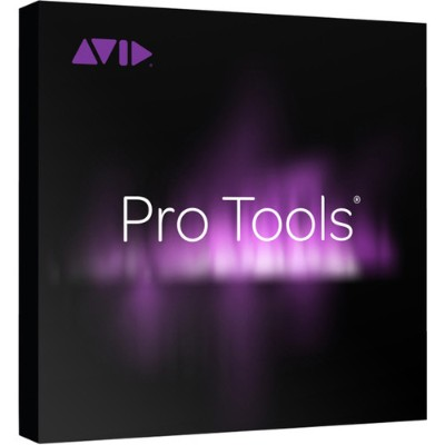 Avid 9935-65902-00 Pro Tools Subscription - Audio and Music Creation Software (Annual License)