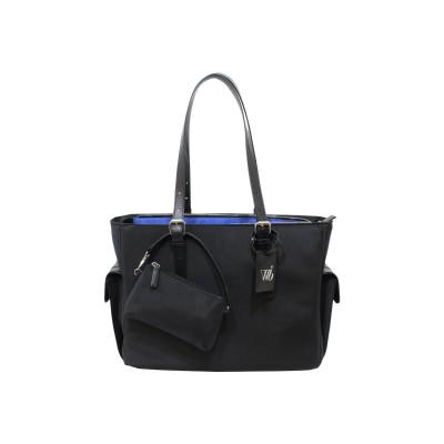 Women in Business LIB14BK Slim Liberator - Notebook carrying case - 14.1 - black