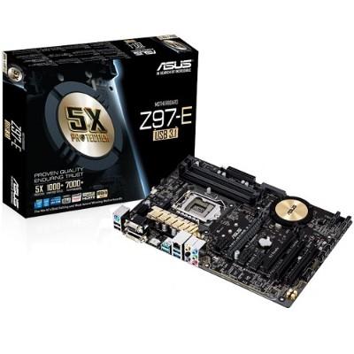 ASUS Z97-E/USB 3.1 Z97-E/USB3.1 Intel Socket 1150 ATX Motherboard