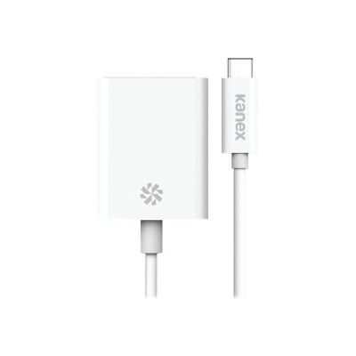 KANEX KU3CVGA External video adapter - USB Type-C - VGA - white