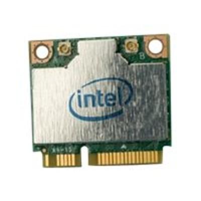 Intel 7260.HMWNBG Dual Band Wireless-N 7260 - Network adapter - PCIe Half Mini Card - 802.11b  802.11a  802.11g  802.11n