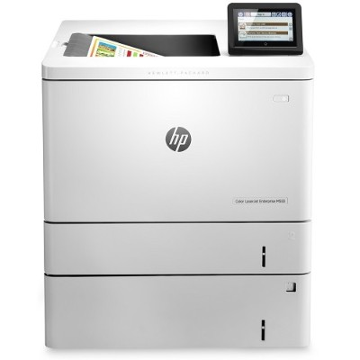 HP Inc. B5L26A#BGJ Color LaserJet Enterprise M553x Printer