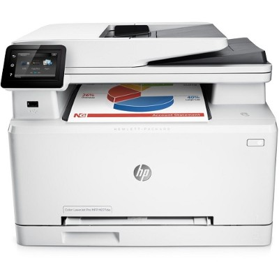 HP Inc. B3Q11A#BGJ Color LaserJet Pro MFP M277dw Printer