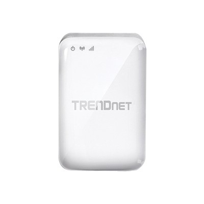 TRENDnet TEW-817DTR TEW-817DTR AC750 Wireless Travel Router - Wireless router - GigE - 802.11a/b/g/n/ac - Dual Band
