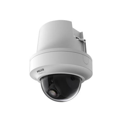 Pelco IMP1110-1I Sarix IMP Series IMP1110-1I - Network surveillance camera - dome - color (Day&Night) - 1 MP - 1280 x 720 - 1080p - auto iris - motorized - audi