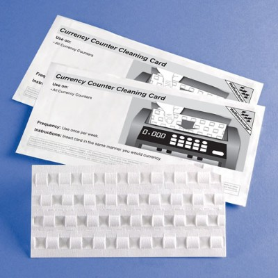 Royal Sovereign RBC-CLN CURRENCY COUNTER CLEANING CARDS