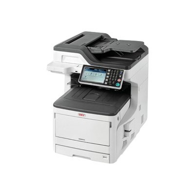 Oki 62445301 MC873DN - Multifunction printer - color - LED - 11 in x 17 in (original) - A3 (media) - up to 35 ppm (copying) - up to 35 ppm (printing) - 400 shee