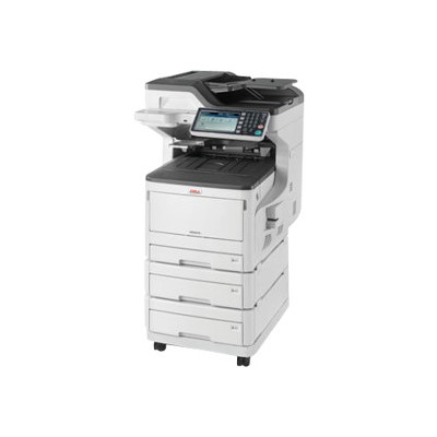 Oki 62445303 MC873DNX - Multifunction printer - color - LED - 11 in x 17 in (original) - A3 (media) - up to 35 ppm (copying) - up to 35 ppm (printing) - 1470 sh