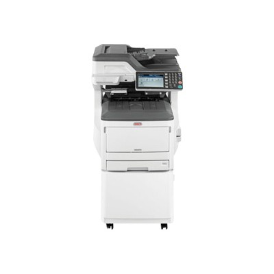 Oki 62445305 MC873DNC - Multifunction printer - color - LED - 11 in x 17 in (original) - A3 (media) - up to 35 ppm (copying) - up to 35 ppm (printing) - 400 she