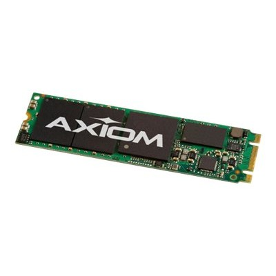 Axiom Memory SSDM22280240-AX Signature III - Solid state drive - 240 GB - hot-swap - SATA 6Gb/s - 256-bit AES