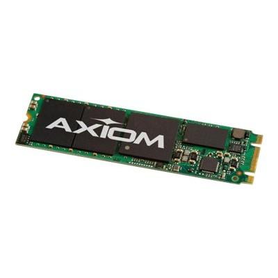 Axiom Memory SSDM22280480-AX Signature III - Solid state drive - 480 GB - hot-swap - SATA 6Gb/s - 256-bit AES
