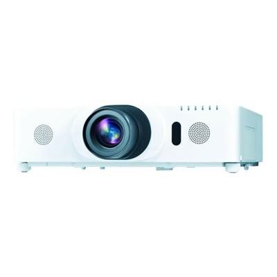 Hitachi CP-WU8451 CP-WU8451 - LCD projector - 5000 ANSI lumens - WUXGA (1920 x 1200) - 16:10 - HD 1080p - LAN