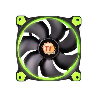 ThermalTake CL-F038-PL12GR-A Riing 12 LED - Case fan - 120 mm